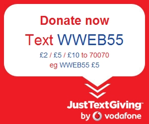 Donate to WAY via text