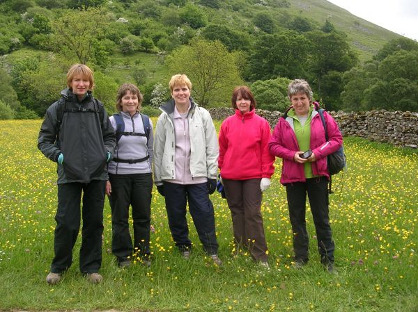 North Yorkshire Walkers