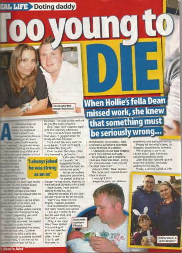 Hollie in That's Life