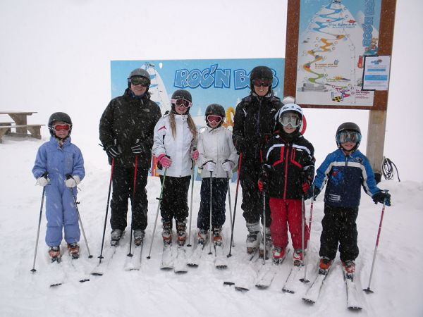 WAY skiing holiday